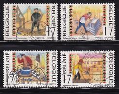 Belgium 1997, Complete Set Vfu - Oblitérés
