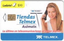 MEXICO B-155 Chip Telmex - Communication, Mobile Phone - Used - Mexiko
