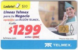 MEXICO B-161 Chip Telmex - Used - Mexico
