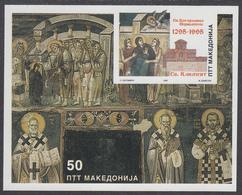 MAKEDONIA  Michel  BLOCK 4  ** MNH - Macédoine