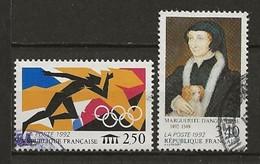 FRANCE:, Obl., N° YT 2745 Et 2746, TB - Used Stamps