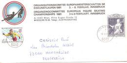 1981 Championnats D'Europe De Patinage Artistique: Innsbruck - Patinage Artistique