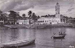 CPSM PHOTO STAVY - Madagascar : Grande Comore - Moroni : Vue Sur La Mosquée - Comoren