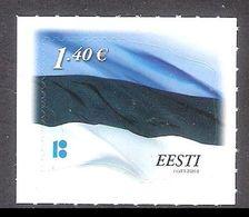 2020 Estonia MNH Stamp Flag Mi 915 II - Estland