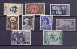 Lotto Di  8 Serie Complete Repubblica  Ruota NUOVI G.i. - Franc - 6. 1946-.. Repubblica