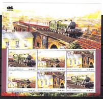 Trein, Train, Locomotive, Eisenbahn : Railway Heritage: Mocambique , Arrival  Old Loc - Trains