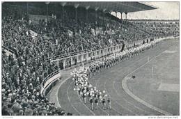 HELSINSKI  OLYMPIC  STADIUM En 1952 - Finlandia