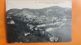 Villefranche Sur Mer - Vue Generale - Villefranche-sur-Mer