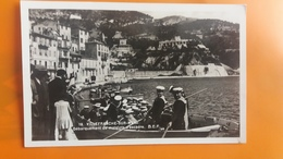 Villefranche Sur Mer - Debarquement De Matelots D'escadre - Villefranche-sur-Mer