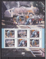 Trein, Train, Locomotive, Eisenbahn : Railway Heritage: Guinee Bissau, On The Turntable - Eisenbahnen