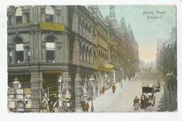 Cpa Angleterre England  Darley Street , Bradford 1907 - Bradford