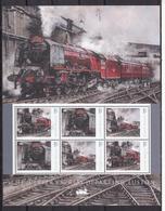 """Trein, Train, Locomotive, Eisenbahn : Railway Heritage: Guinee Bissau, The """"Ulster Express"""" Departing Euston - Eisenbahnen"""
