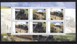 """Trein, Train, Locomotive, Eisenbahn : Railway Heritage: Guinee Bissau, The """"Waverley""""at Ais Gill - Trains"""
