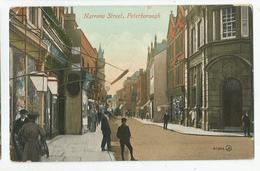 Cpa Angleterre England  Narrow Street , Peterborough - England