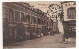 Val André (1924)  Rue De La Poste - La Poste - Maison Jagu - à Saisir - Pléneuf-Val-André