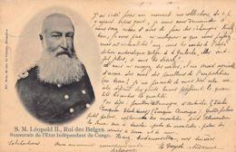 CONGO BELGE - S.M. Léopold II, Souverain De L'Etat Indépendant Du Congo - Ed. Nels . - Belgisch-Kongo - Sonstige