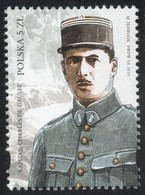 Poland 2019 Kaptain Charles De Gaulle French Army Officer And Statesman MNH ** - 1944-.... Republik