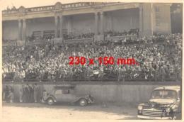 Namur - Photo Jean Lemaire - Stade De La Citadelle, Animée, Oldtimer - Dim. 230 X 150 Mm. - Lugares