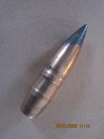 Ogive Obus De 25 MM Français Incendiaire WWII - Equipment