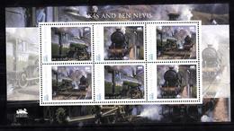 Trein, Train, Locomotive, Eisenbahn : Railway Heritage: Guinee Bissau, K4S And Ben Nevis -2 - Trains