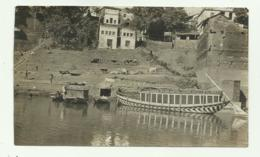 INDIA - RIVE DEL GANGE - UNDERWOOD PRESS SERVICE ( MISURA CM. 13,5X8 - Luoghi