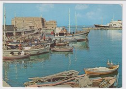 GREECE - AK 369981 Heraclion - The Old Port - Grèce
