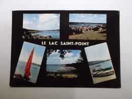Le Lac Saint Point Multivues - Frankreich