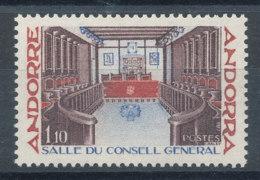 Andorre N°265** Conseil Général - Andorra Francesa