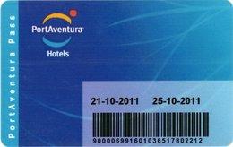 SPAGNA KEY HOTEL      PortAventura - Hotelkarten