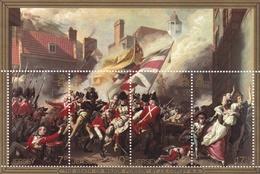 Jersey, 1981, 238/41 Block 2, Schlacht Von Jersey. Battle Of Jersey. MNH ** - Jersey