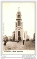 SINT - NIKLAAS ..-- Eglise Notre - Dame . - Sint-Niklaas