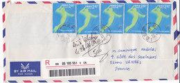 Chine, Lettre Recommandée De 2005( MC2020.01/001) - 1949 - ... République Populaire