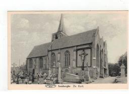 Izenberge  Isenberghe  De Kerk - Alveringem