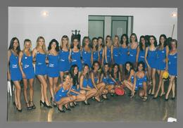PHOTO  -  FEMME - GIRL - WOMAN - MISS  - LINGERIE  -  PHOTO CM. 18X12 - Pin-ups