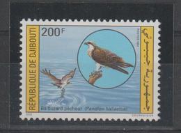 Djibouti 1991 Oiseaux 678 1 Val ** MNH - Dschibuti (1977-...)