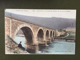 Vallée De La Meuse- LAIFOUR-Le Pont Du Chemin De Fer Sur La Meuse - Otros Municipios