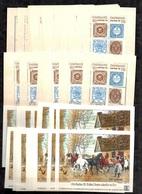 Danemark Blocs-feuillets YT N° 3 (35) Et N° 4 (35) Neufs ** MNH. TB. A Saisir! - Blocks & Kleinbögen