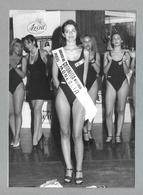 PHOTO  -  FEMME - GIRL - WOMAN - MISS MONEGLIA - LINGERIE  -  PHOTO CM. 10,5X14,5 - Pin-ups