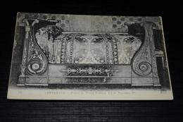 9502            VERSAILLES, PALAIS DE GRAND TRIANON, LIT DE NAPOLEON I - Versailles (Château)
