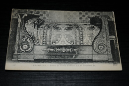9502            VERSAILLES, PALAIS DE GRAND TRIANON, LIT DE NAPOLEON I - Versailles (Castello)
