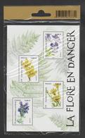 """FRANCE / 2019 / Y&T N° 5321/5324 ** En BF Ou F5322 ** (Feuillet """"Flore En Danger"""") X 1 - Sous Blister - Nuovi"""