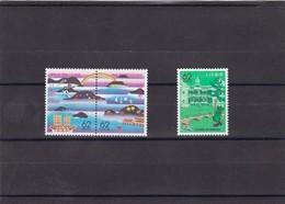 Japon Nº 1750 Al 1752 - Nuevos