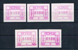 Norwegen 1978 Automatenmarken Mi.Nr. 1 ** - Automatenmarken (ATM/Frama)