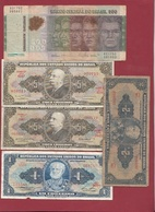 Brésil 29 Billets Dans L 'état - Brazil