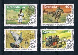 Grenada 1979 Hill Mi.Nr. 967/70 Kpl. Satz ** - Grenada (1974-...)