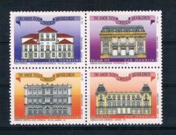 Brasilien 1993 Gebäude Mi.Nr. 2538/41 Kpl. Satz ** - Brazilië