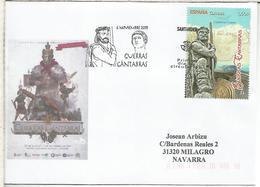 SANTANDER CANTABRIA CC CON MAT GUERRAS CANTABRAS ROMAN EMPIRE WAR ROMA - Militaria