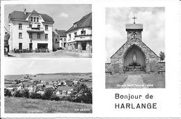 CARTE POSTALE  HARLANGE - LUXEMBOURG - Postales