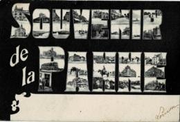 Souvenir De La Panne  Circulée En 1905 - De Panne
