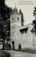 Liège Expo Universelle De 1905 Colonies Françaises Et Protectorats Pavillon De La Tunisie - Le Minaret - Liège